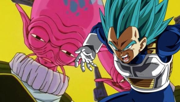 """""""Dragon Ball Super"""". (Fuente: Difusión)"""
