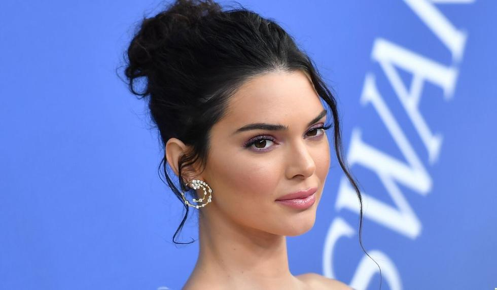 Kendall Jenner posee una figura esbelta, la cual le ha permitido escalar en el mundo del modelaje. (AFP)