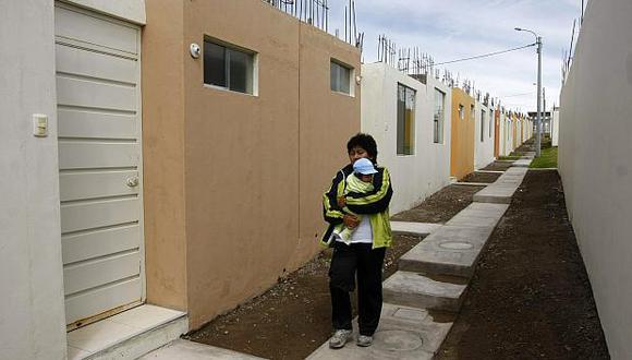 Recursos transferidos al Fondo Mivivienda será para atender a damnificados en zonas declaradas en emergencia. (Foto: USI)