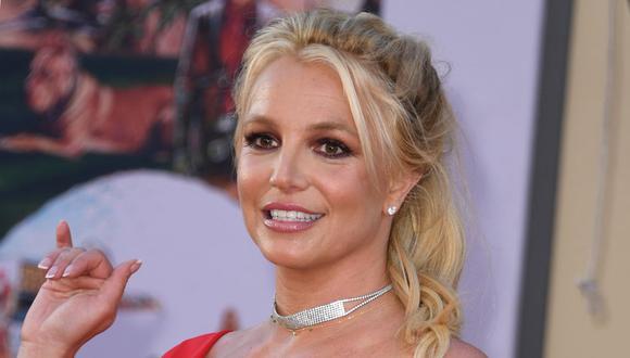 La cantante Britney Spears logró vacunarse contra el COVID-19 y comparte video. (Foto: Valerie Macon / AFP)
