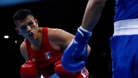 José María Lúcar era el último representante peruano en boxeo. (Foto: IPD)