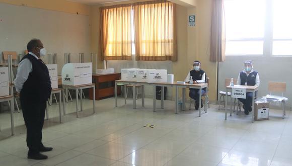 Conceden recurso de apelación y será el pleno del Jurado Nacional de Elecciones el que verá este caso. (Foto: ONPE)