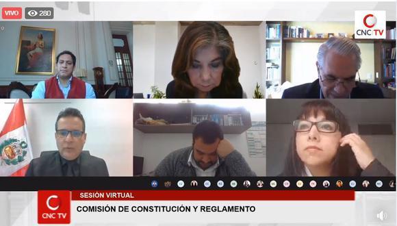 La Comisión de Constitución del Congreso sesionará este martes. Convocó a jefes de JNE y ONPE (Foto: Congreso)