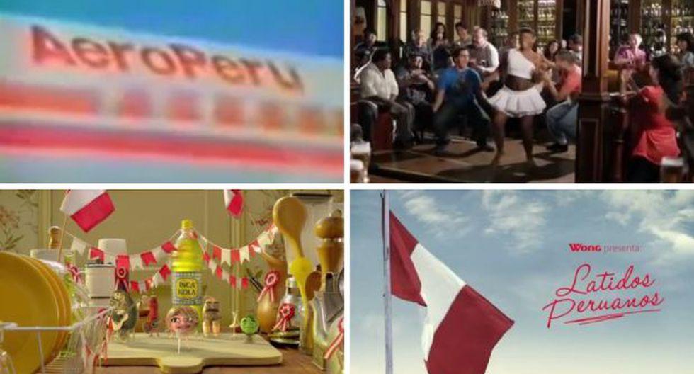 La identidad nacional en seis comerciales por Fiestas Patrias