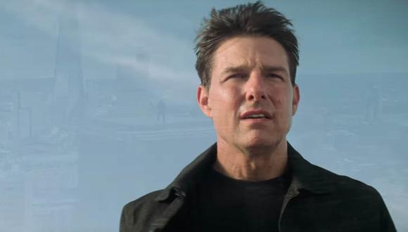 """Tom Cruise en escena de """"Misión imposible: Fallout"""". (Foto: Captura de pantalla/ YouTube)"""