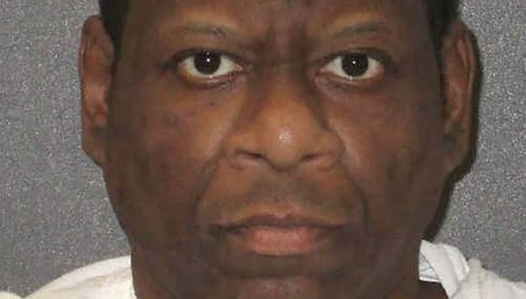 Rodney Reed ha estado 21 años condenado a muerte. (AFP).