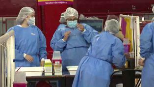 Argentina prohíbe circulación nocturna ante disparo de contagios de COVID-19