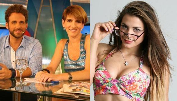 'Peluchín' y Gigi Mitre responden a supuesta demanda de Milett