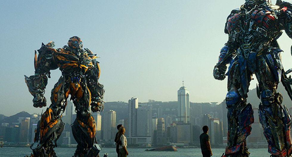"""Puesto: 26: """"Transformers: Age of Extinction""""- Recaudación a nivel mundial: $1,104.1 - Año: 2014."""