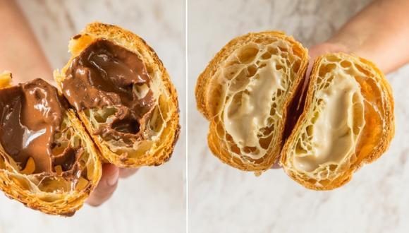 Los croissants de Alanya son los productos más vendidos del (amplísimo) menú que hay en esta cafetería boutique.