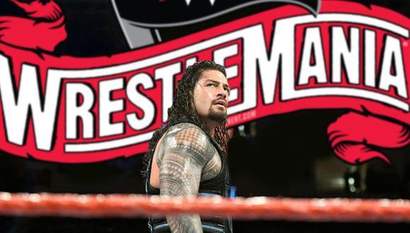 WrestleMania 36: Tampa y el ultimátum a WWE para que cancele el evento de lucha libre