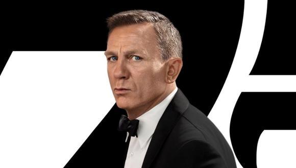 """""""No Time To Die"""" se estrenará el 8 de octubre de 2021. (Foto: @007)"""