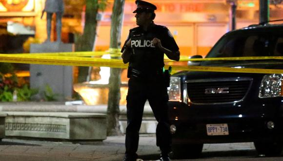 La Policía de Canadá señaló que ha recibido una multitud de amenazas de bomba, sin que por el momento haya indicios de un peligro real. (Referencial Reuters)