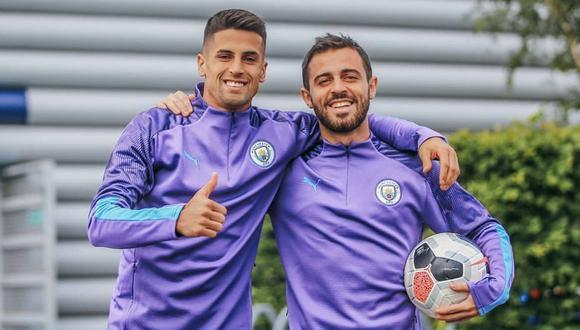 Cancelo y Silva no están en los planes de Guardiola para la temporada 2021/2022.