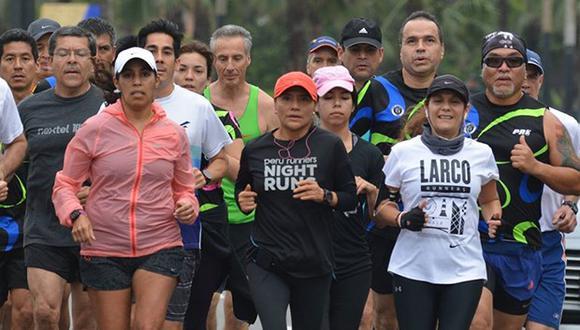 A continuación te mostramos los grupos de running en Lima.