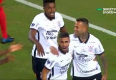 Sport Huancayo vs. Corinthians: Luan marcó el 1-0 del 'Timao' en el Nacional | VIDEO