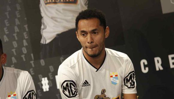 El ex jugador habló sobre las crítcas hacia las nuevas políticas del club y también acerca del presente del equipo rimense. (Foto: GEC)