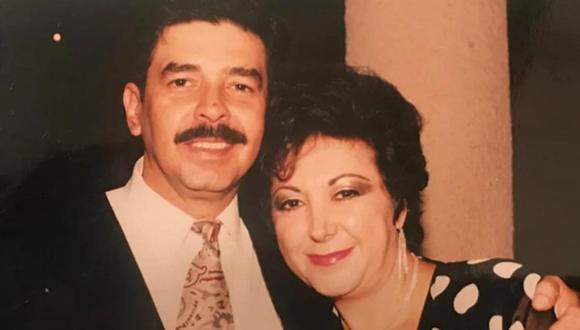 """Lupez Vázquez se inició en la actuación en la década de 1970, pero saltó a la fama internacional a partir de su interpretación de  Paula en """"Dr. Cándido Pérez"""" (Foto: Twitter/Jorge Ortiz)"""