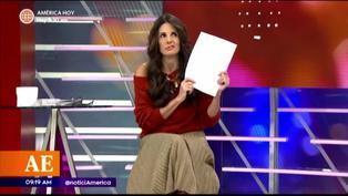 Rebeca Escribens lanza dura crítica a las participantes de 'Reinas del show'