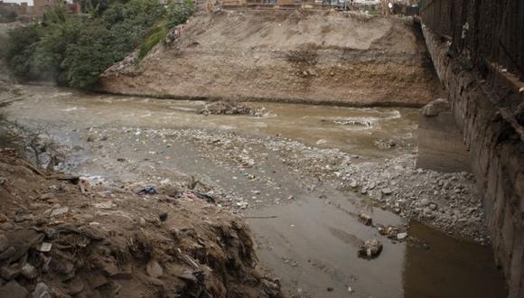 Cadáver de anciano fue hallado en el Río Rímac en Chosica