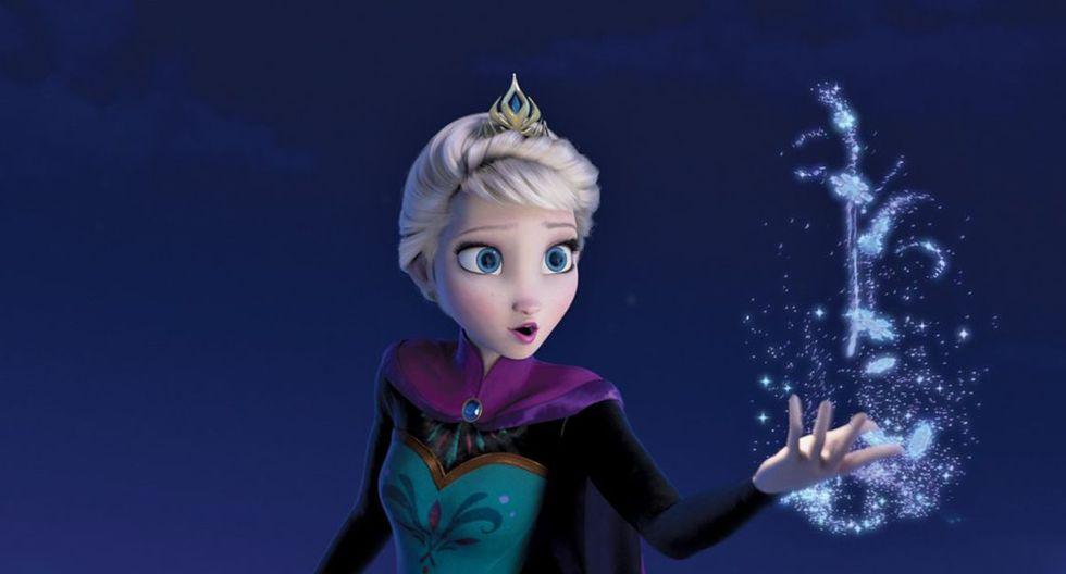 La película se convirtió en una de las más taquilleras del mundo a su salida en 2013. (Fuente: Disney)