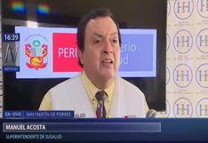 Confirman que siete niños internados en el hospital Cayetano Heredia son portadores de una 'superbacteria'