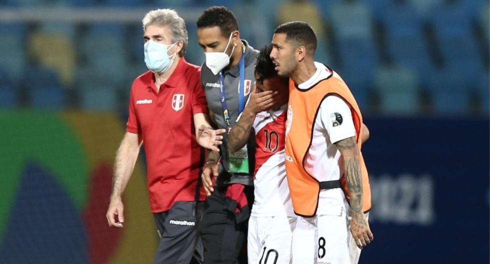 Christian Cueva no pudo anotar su penal en la definición ante Paraguay por los cuartos de la Copa América. Pese a ello, Perú clasificó a las semifinales. (Foto: Jesús Saucedo / GEC)
