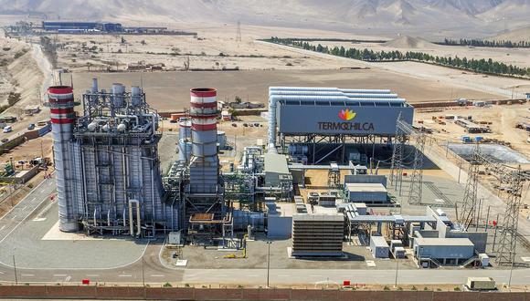 Termochilca invirtió US$180 millones en (Foto: El Comercio)