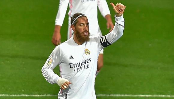 ¿Deja el Real Madrid? Representante de Sergio Ramos se reúne con directivo de club español. (Foto: Real Madrid)