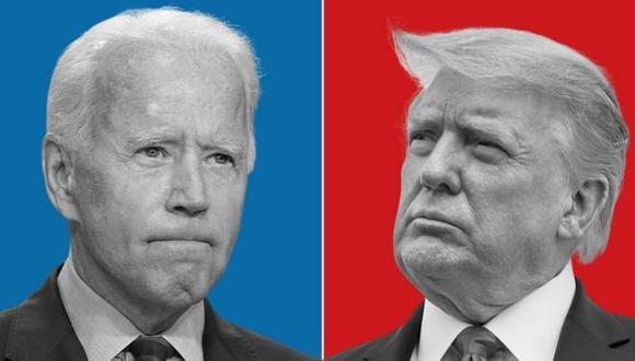 Un demócrata o un republicano ocupará la Casa Blanca hasta 2024. (Foto: BBC Mundo).