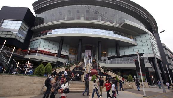 Los centros comerciales volverían desde el jueves. (Foto: GEC)