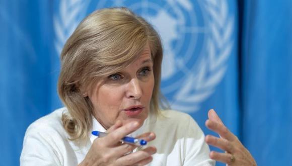 María Neira, directora de Salud Pública de la OMS.