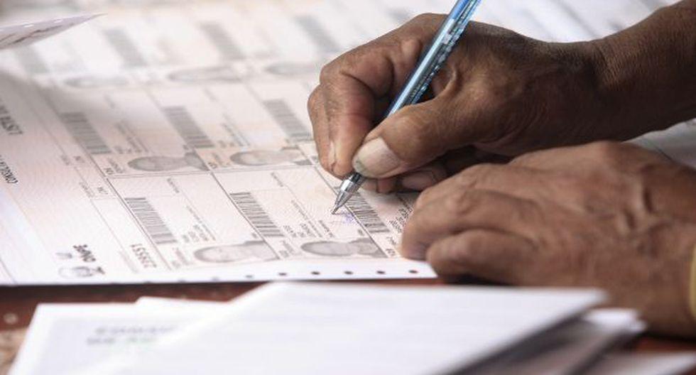 Declaran improcedente el pedido de anulación de elecciones
