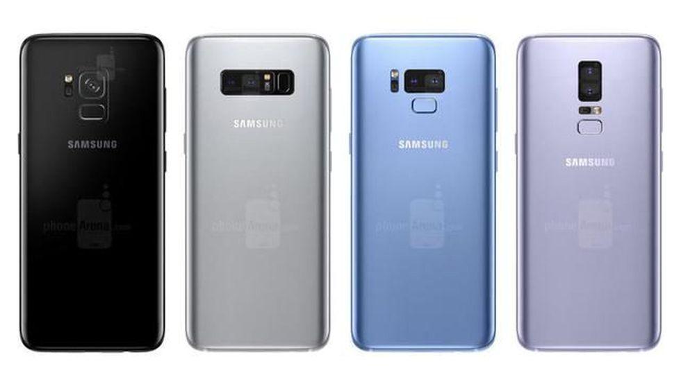 El S9+ tendría dos cámaras, el S9 solo una. (Foto: Gizchina)