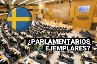 ¿Por qué se dice que Suecia tienen los mejores congresistas del mundo?