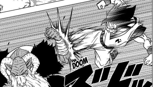 Goku y Vegeta utilizan trajes de la Patrulla Galáctica en la nueva entrega del manga de Dragon Ball Super. (Foto: Jump Comics)