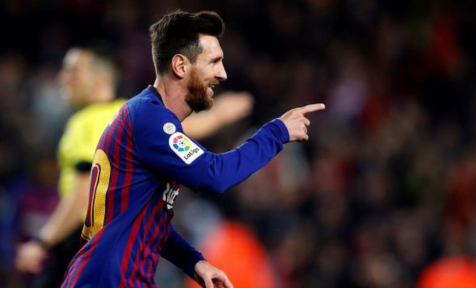 Lionel Messi. (Foto: EFE)