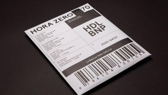 Hora Zero 70: materiales para una nueva época.. (Taller Editorial La Balanza)