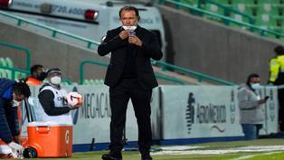 Juan Reynoso consiguió su primer triunfo como entrenador de Cruz Azul