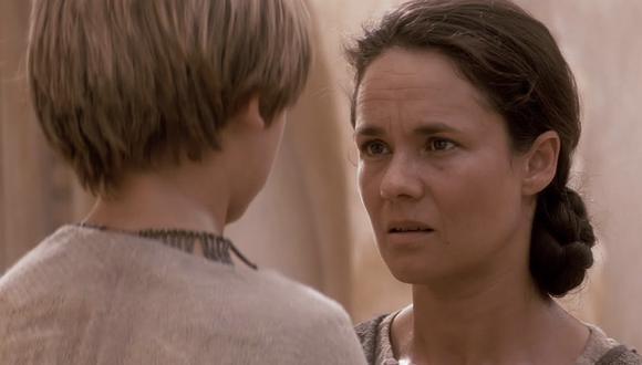 Una nueva teoría menciona que Shmi Skywalker fue asesinada bajo las órdenes del Emperador Palpatine (Foto: Lucasfilm)