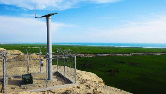 El presidente del IGP invocó a las autoridades regionales y locales de Áncash, a realizar convenios con esta institución y concretar la implementación de las estaciones del Sistema de Alerta Sísmica (SASpe) (Foto: Archivo IGP)