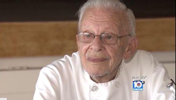 EE.UU.: Tiene 90 años y lo detienen por alimentar a indigentes