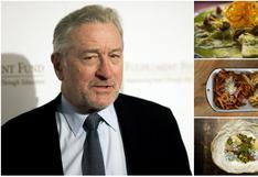 Robert De Niro: los platos peruanos que probó durante su visita a nuestro país