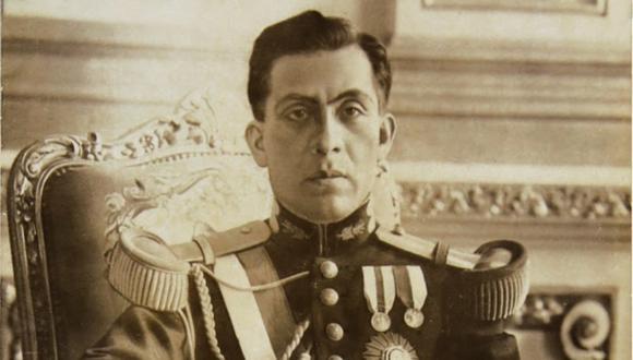 El presidente Luis M. Sánchez Cerro fue asesinado en mayo de 1933, mientras supervisaba a las tropas en el hipódromo de Santa Beatriz. Foto: BNP