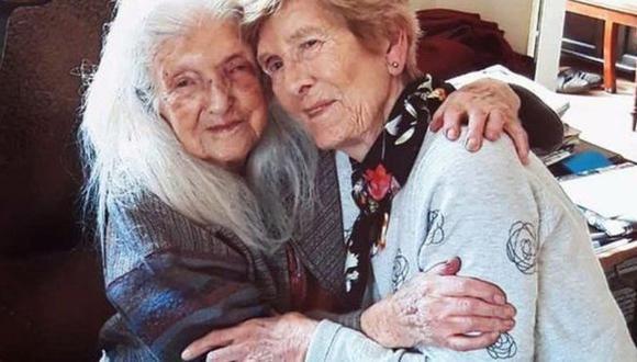 Eileen Macken comenzó a buscar a su madre a los 19 años hasta que finalmente el mes pasado la encontró en Escocia. (Foto: RTE)