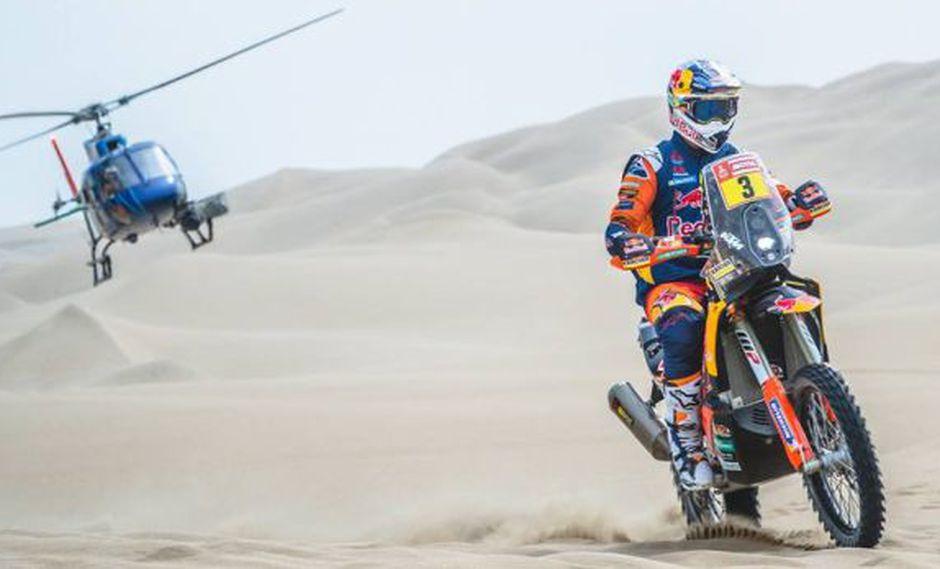 Toby Price espera ganar su segundo Dakar. Fue el más rápido en el 2016. (Fotos: Facebook)