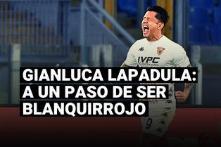 Selección peruana: Gianluca Lapadula está más cerca de vestirse de Blanquirrojo