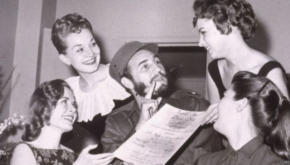 [BBC] Los secretos de la intensa vida de Fidel Castro