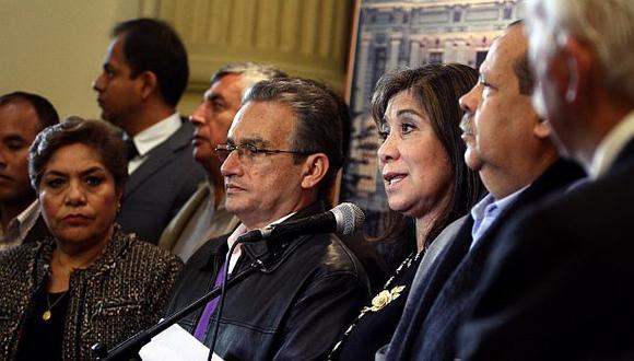 El fujimorismo no integraría lista de Bedoya para obtener más votos para la oposición. (Foto: Congreso)