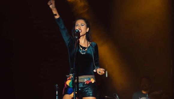 Roxana Carabajal es una cantante argentina de folclore. Es hija del también músico Carlos Carabajal, ambos integrantes del conocido clan de folcloristas de origen santiagueño (Foto: Roxana Carabajal/ Instagram)